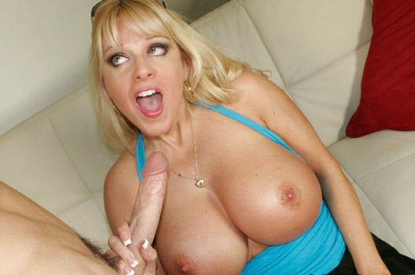 bouncing milf titties