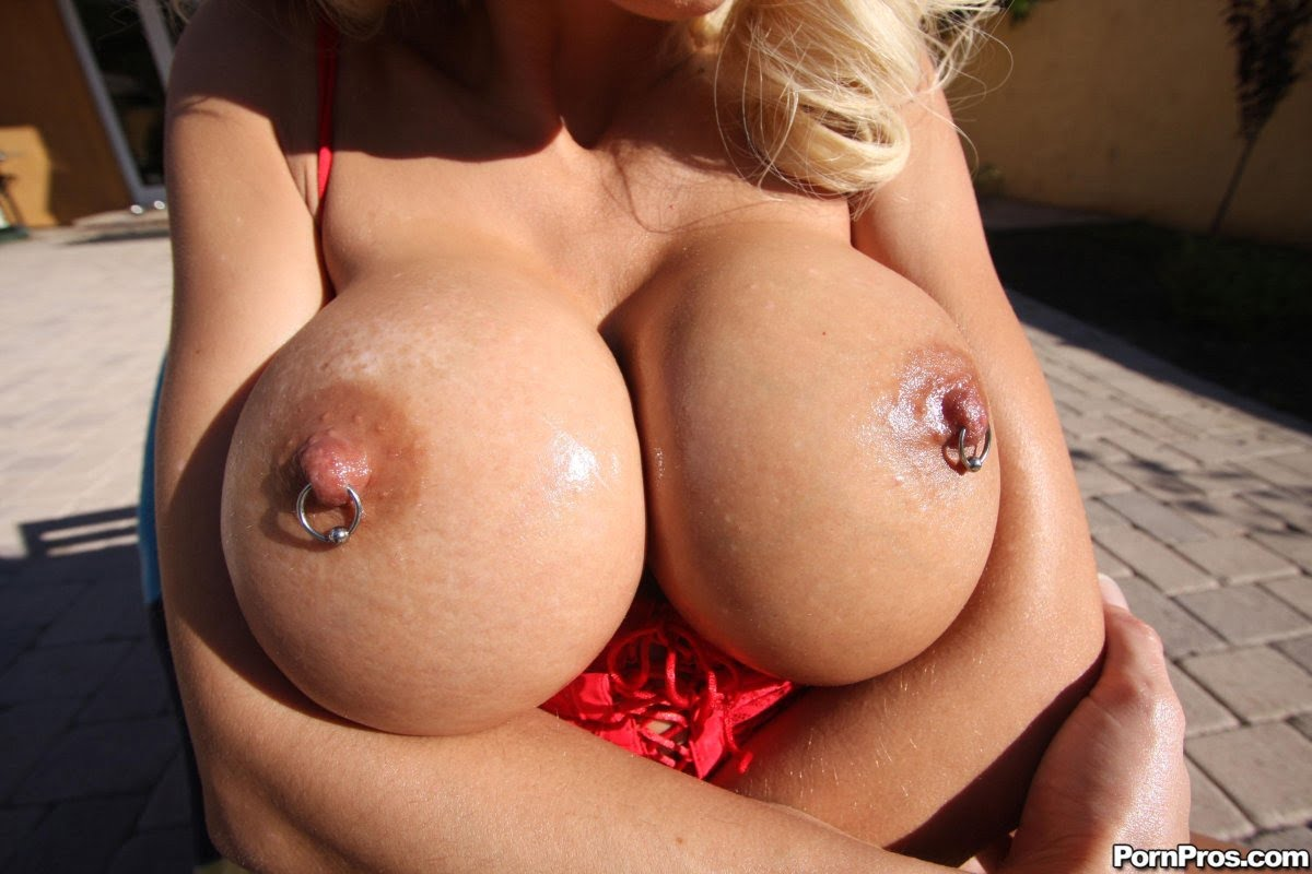 Breast free huge